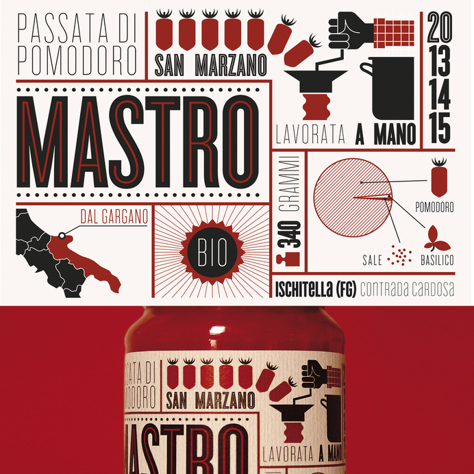 Mastro Olive Oil #packaging