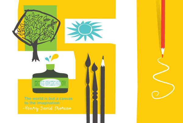 brochure illustration #illustration #brochure