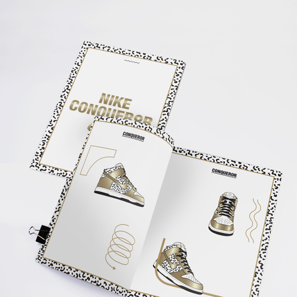 Nike Conqueror #nike #shoes #edition