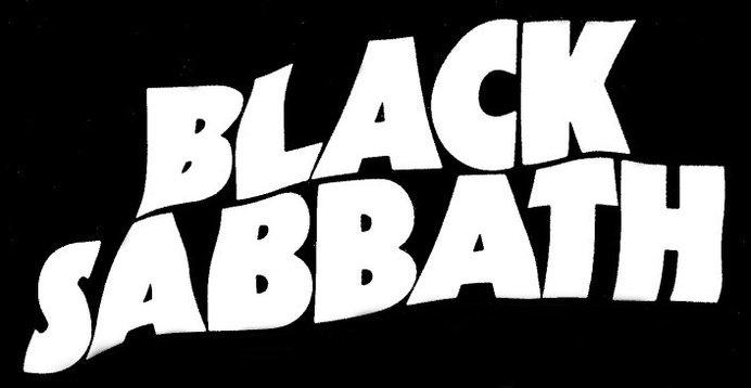 Black Sabbith #band logo