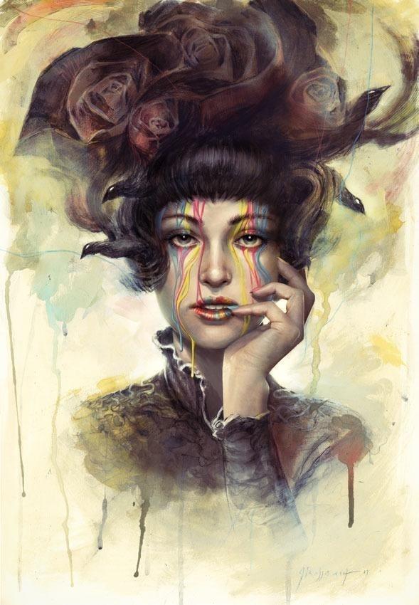 Concept Art by Jean Sebastien #jean #concept #sebastien #art