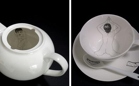 Esther Horchner — Designaside.com #artist #illustrations