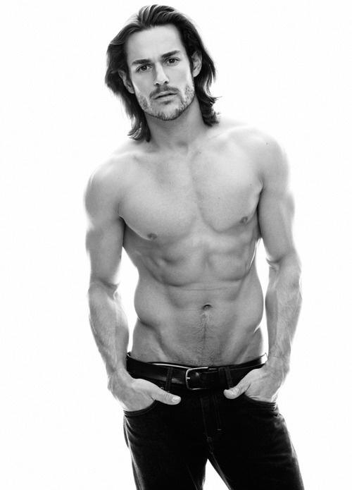 john kenney by greg vaughan #model #male #men