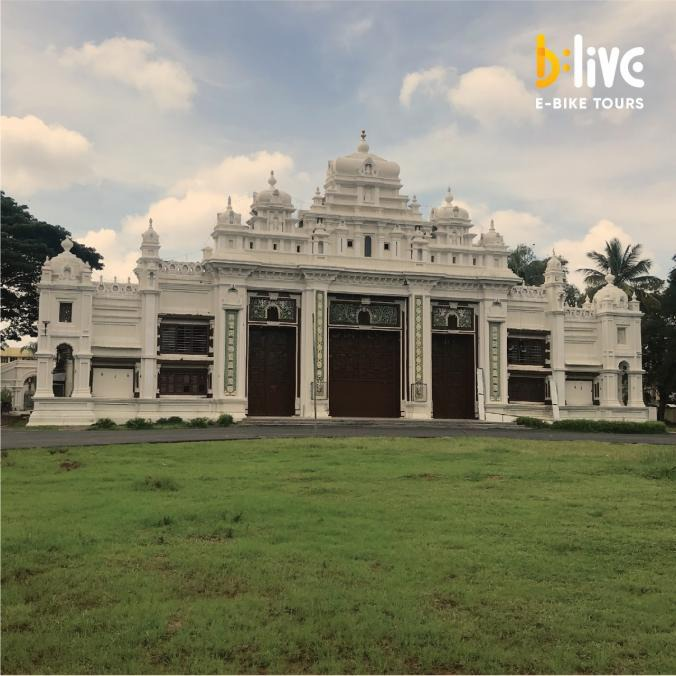 Explore Mysore at its unspoiled best on effortless and evi-friendly e-bikes. It's nothing but a cache of natural beauty and ancient history. . . . B:live, India's first e-bike tour, now riding in Mysore. Call or WhatsApp at 📞+91 86696 00373 or visit us at blive.co.in to book a tour with us. #letsblive #eco #tours #ebikes #discovery #travel #instatravel #wanderlust #swadesdarshan #funoverfuel #goO2noCO2 #moresmileslesssweat #fun #ev #sustainabletourism #ecotourism #mysore #mysorediaries #mysorestyle #mysoretourism #karnataka