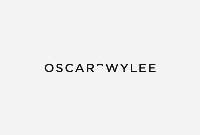 Oscar Wylee by Design by Toko #logo #logotype #typography