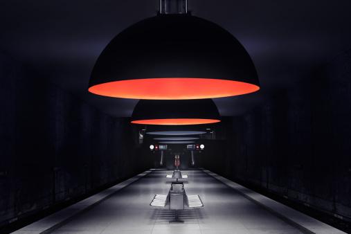 Munich Subway Westfriedhof Stock Photo 470331061   Getty Images #subway #munich #station