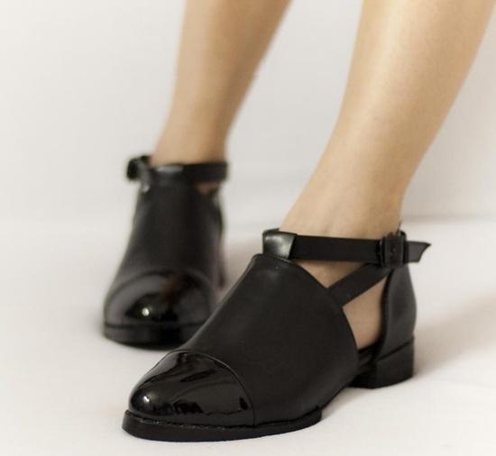 Pinned Image #alexander #shoes #black #wang