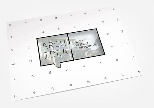 Arch Idea identity & website on the Behance Network #arch #print #idea #icons