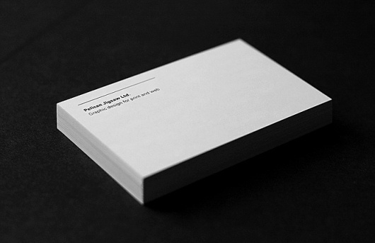 Matthew Hancock | Personal Collateral #design #identity