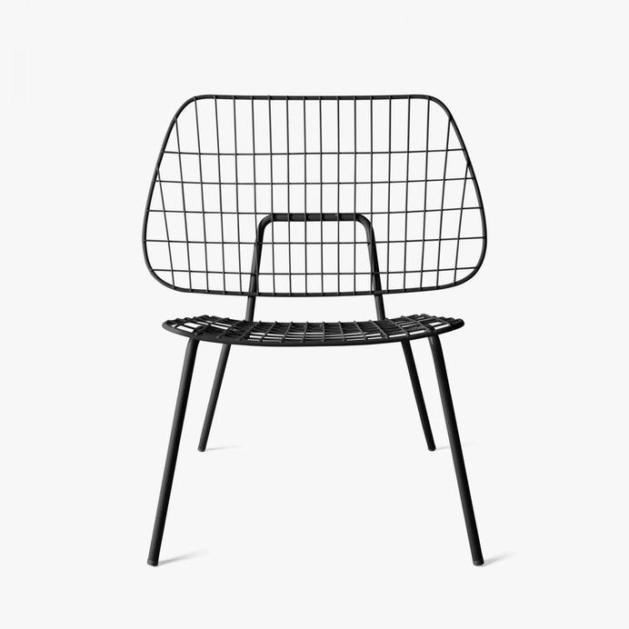 WM String Lounge Chair by Studio WM for Menu.