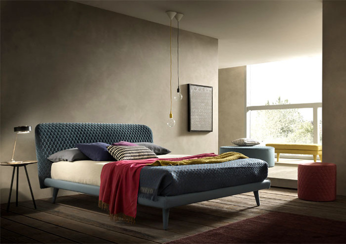 Corolle Bed by Bolzan Letti - #design, #furniture, #modernfurniture,