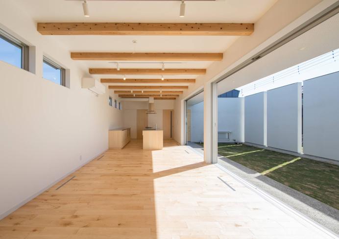 House in Ikehana