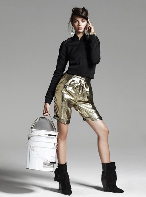 Moa Ã…berg by Tobias Lundkvist for Styleby Magazine #fashion