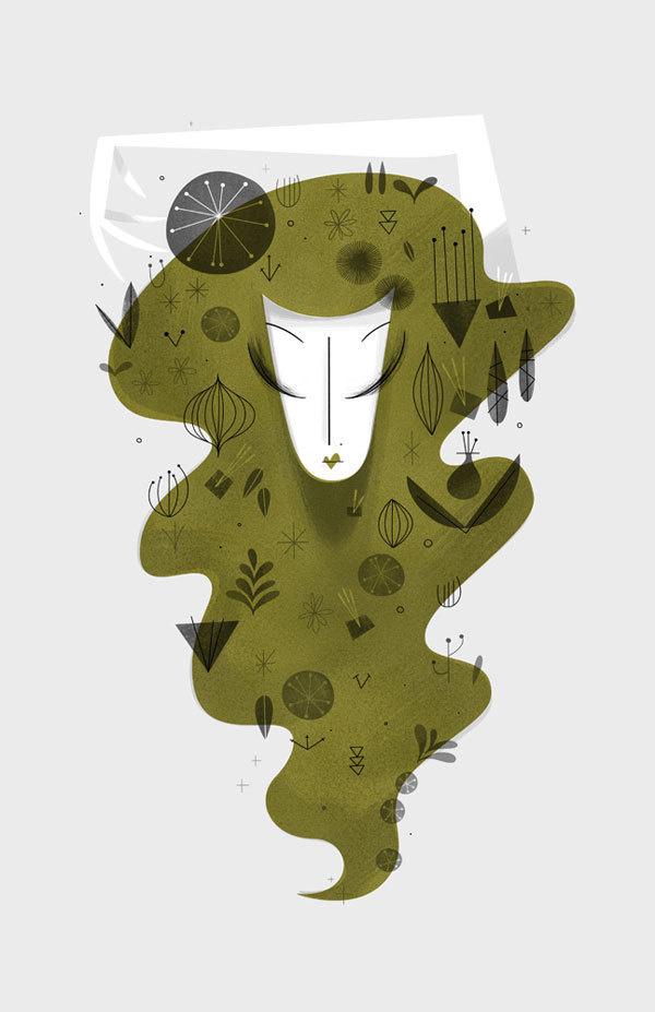 Eight Hour Day » Blog » Andrew Kolb #illustration