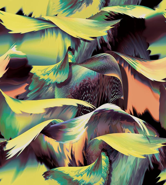 Vasya Kolotusha #pattern #acid #textile #camo #waves