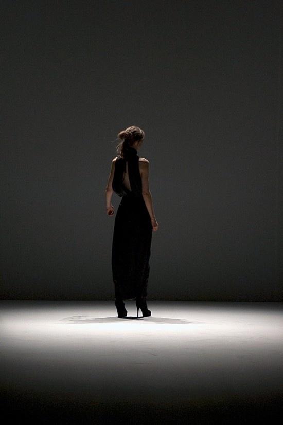 gabrieldesigns » + NOIR through the shadows #fashion #noir #berlin #mbfw