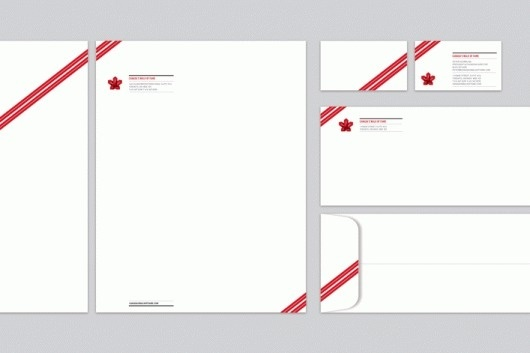 david taylor || design & illustration #envelopes #white #business #modern #black #clean #collatera #stationery #cards