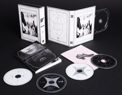 BUCK-TICK Debut 25th Anniversary #album #packaging #design #cover #photography #art #typography