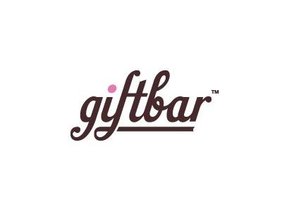 Dribbble - Giftbar Script by Bobby McKenna #logotype #script #giftbar
