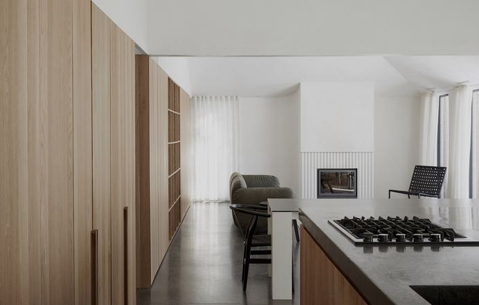 Gauthier House by Atelier Barda