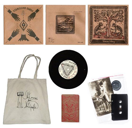 Shit Music For Shit People on Behance #tape #cassette #branding #label #record #vinyl #music