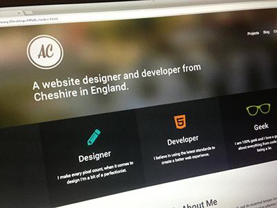 1 #website #layout #homepage