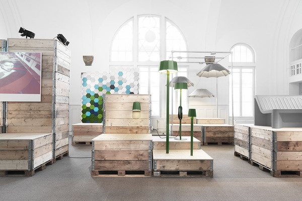 Form Us With Love #display #space