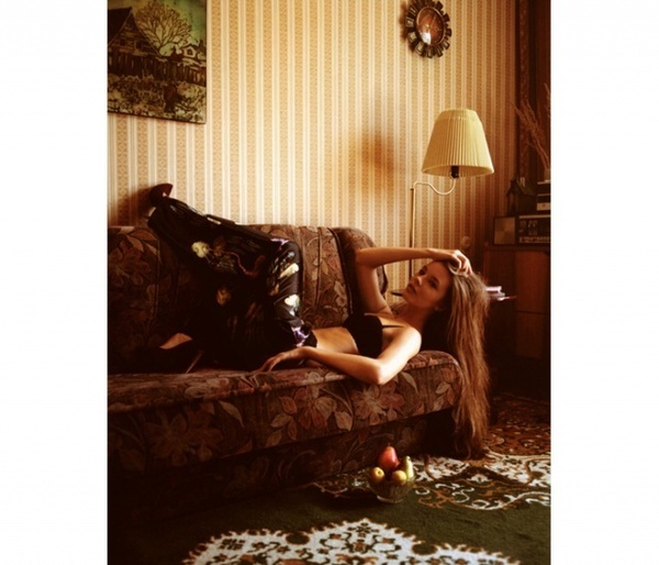 A Russian Summer by Charlotte Schreiber #fashion #photography #inpiration