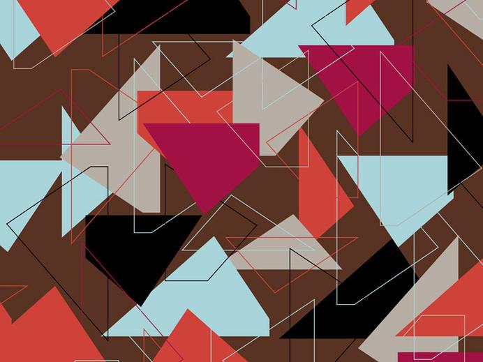 LG2 Boutique #color #palette #retro #geometric #composition #shape #vintage