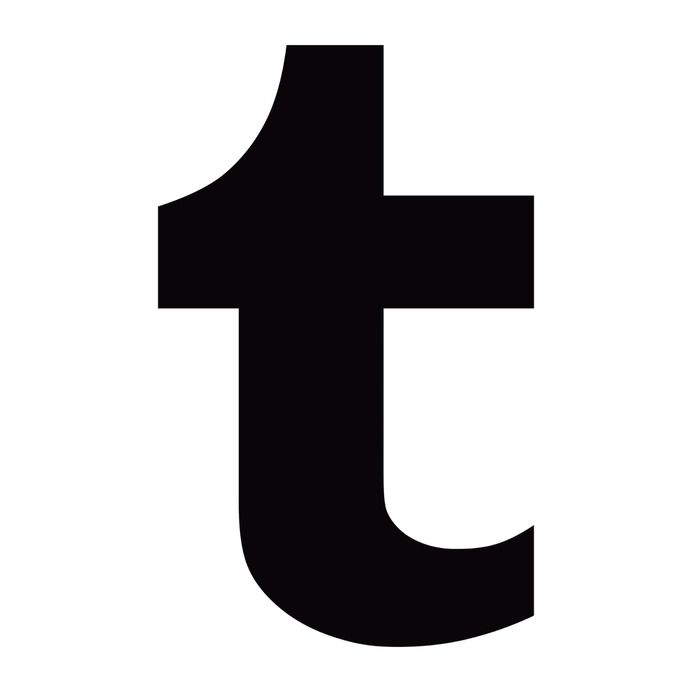 See more icon inspiration related to tumblr, logotypes, social networks and social on Flaticon.