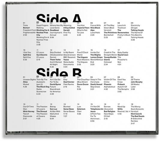 Corey Holmes | Shiro to Kuro #cover #grid #cd
