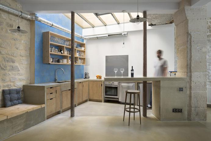 Best Loft Paris Interior Design Ancient Images On Designspiration