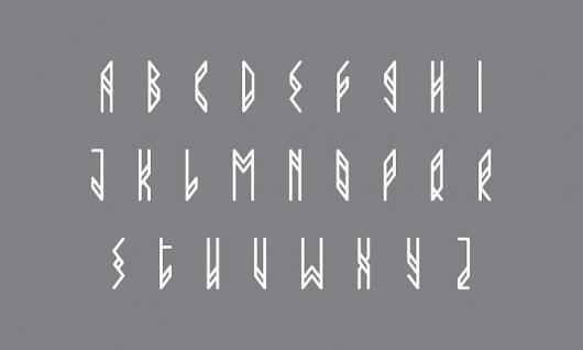 ReckerHouse #type #typography