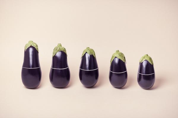 Marion Luttenberger für Goodforks | iGNANT.de #luttenberger #still #aubergine #photography #marion #life