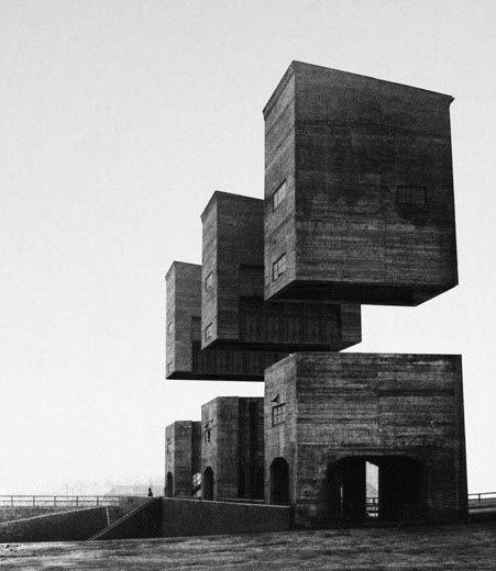 Espen Dietrichson 05 #rendering #fragmentation #architecture #drawing