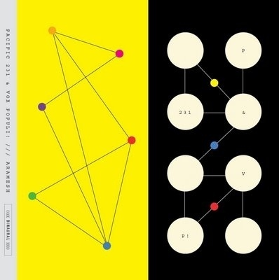 FFFFOUND! #lines #connections #yellow #retro #circles #dots #path