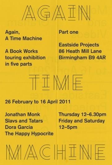 Update 30/3/11 : James Langdon #machine #again #james #time #langdon