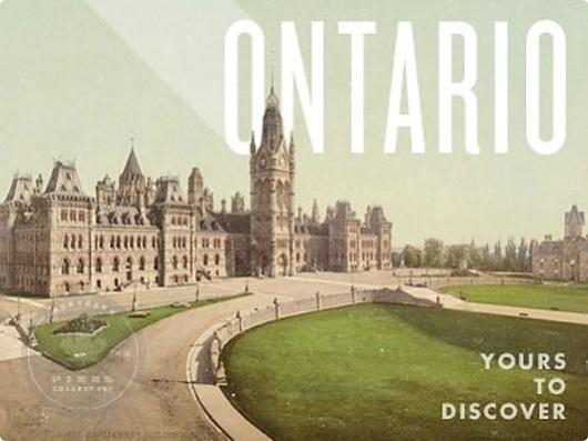 blog « matmacquarrie.ca #canada #postcard #ontario #vintage