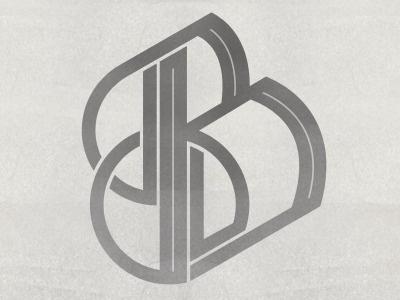 Dribbble - Typographic Experiment - B by Queen City Studio #identity #experiment #typography