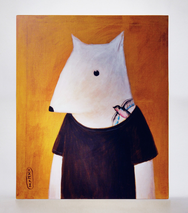 Paintings #tatu #paint #portrait #art
