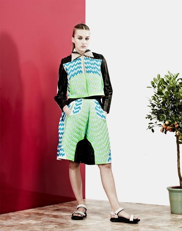 Martina Spetlova, fashion, SS 2013, LTVs, Lancia TrendVisions #fashion