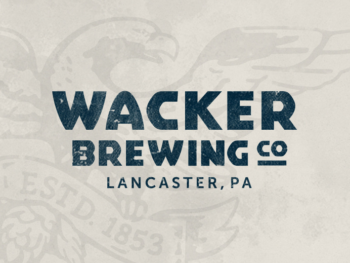 Wacker Brewing Co Logo Alternative