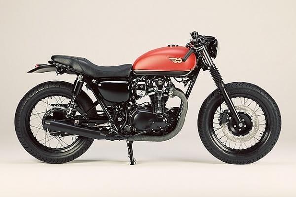 Kawasaki W800: #motorcycle