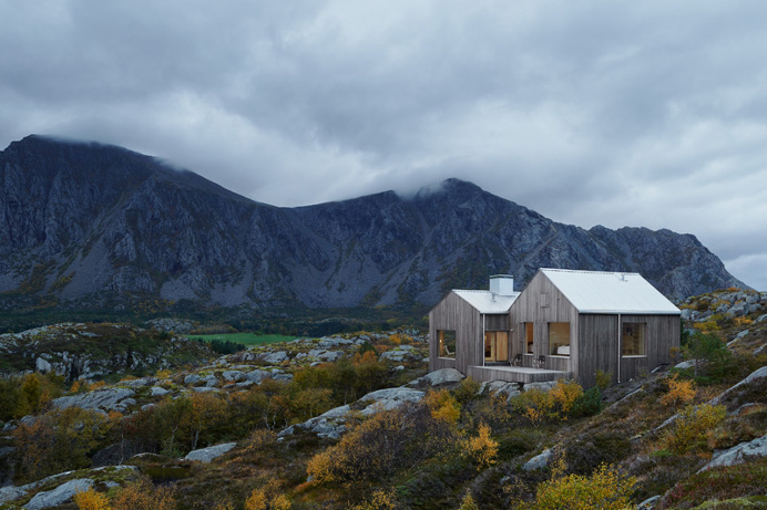 Beautiful cottage in the Norwegian Archipelago #architecture #house
