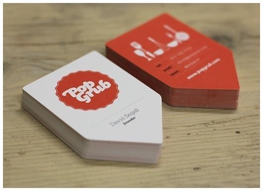 Pop Grub on the Behance Network #logo #design #graphic