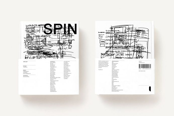 Unit Editions Books Spin 360 Spinstudio 2