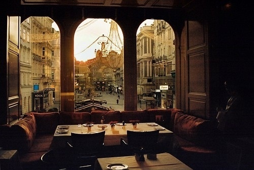 Trevor Triano #dusk #couch #maybe #restaurant #beautiful #europe #light