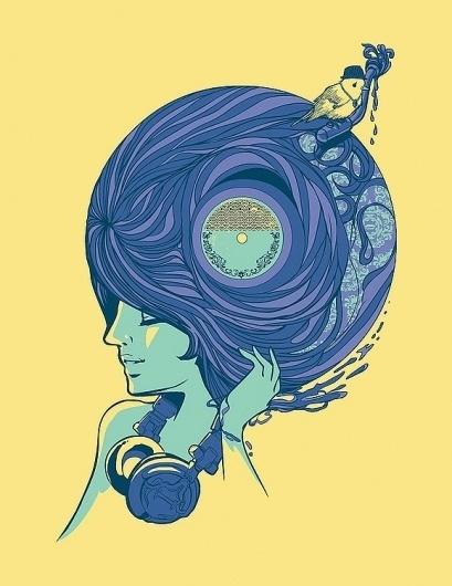 huebucket.com #music #women #song #bird