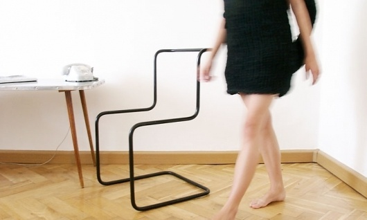 Strickliesl chair : Jennifer Rieker #jennifer #furniture #design #rieker
