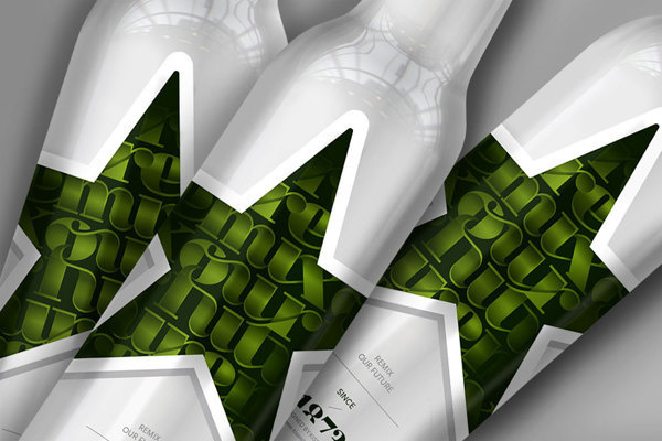 Heineken Bottle / 2013 on Behance #dfhgdrhg